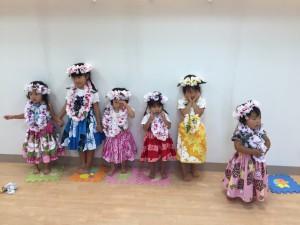 子どもフラ、フラダンス、ハワイアンリトミック、資格